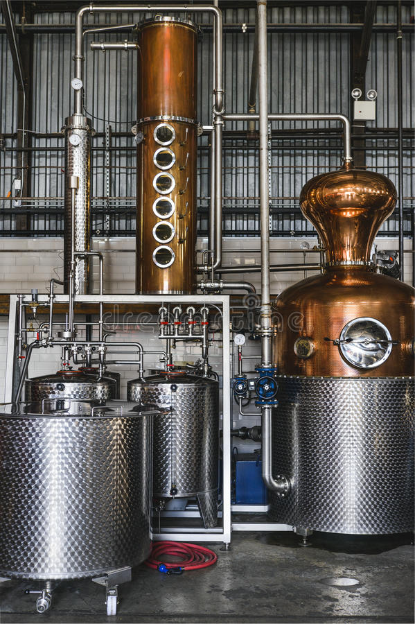 Brewery stock images