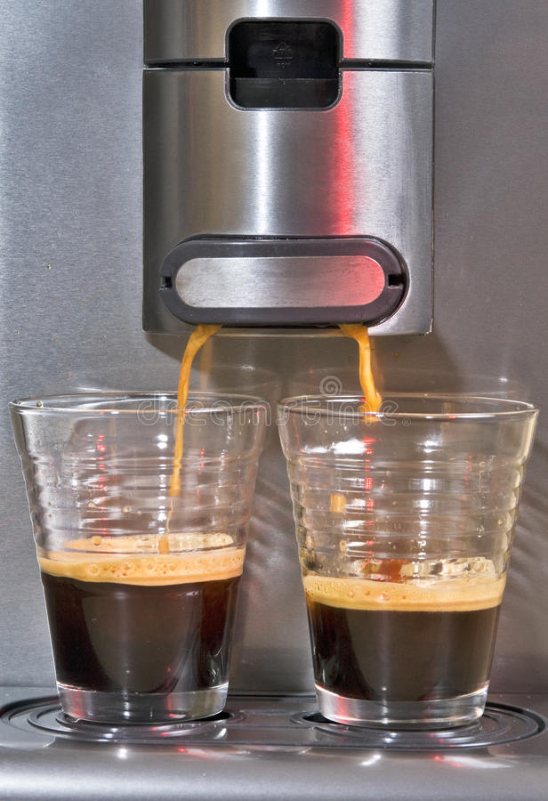Download Brewing fresh coffee stock photo. Image of coffee, detail - 13779796
