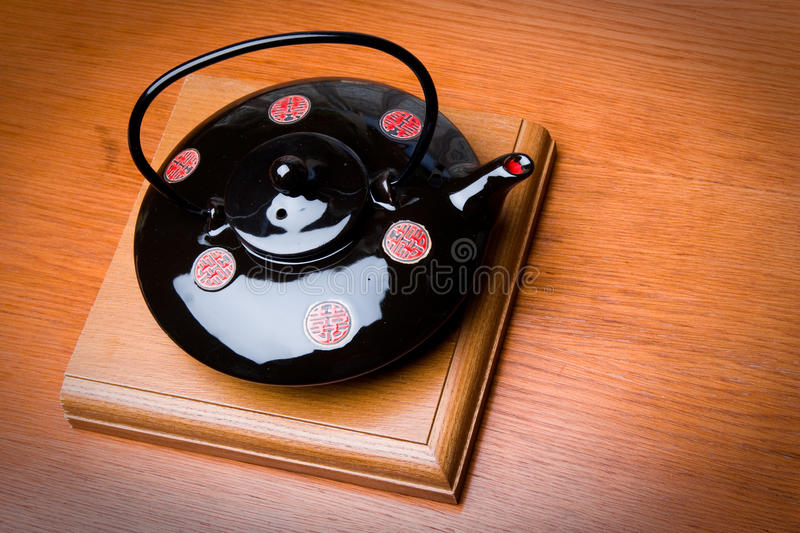 Download Brewing Teapot In The Japanese Style Stock Photo - Image of black, breakfast: 10700734