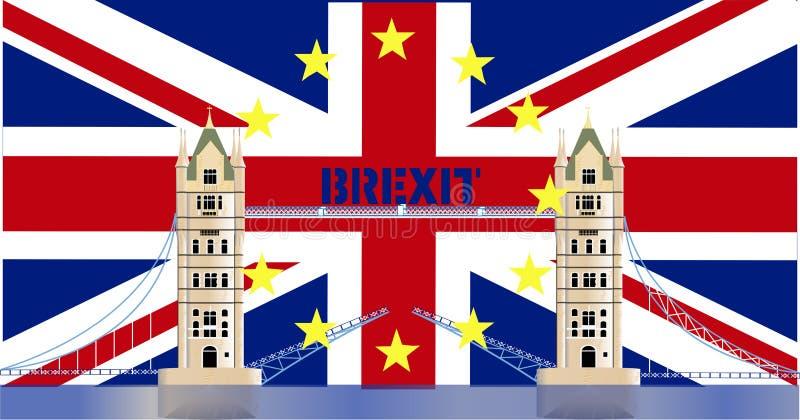 Brexit英国 库存图片