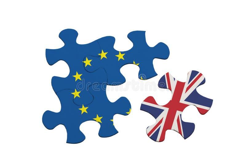 Brexit fotografía de archivo libre de regalías