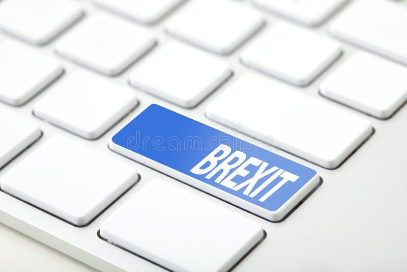 Brexit lizenzfreie abbildung