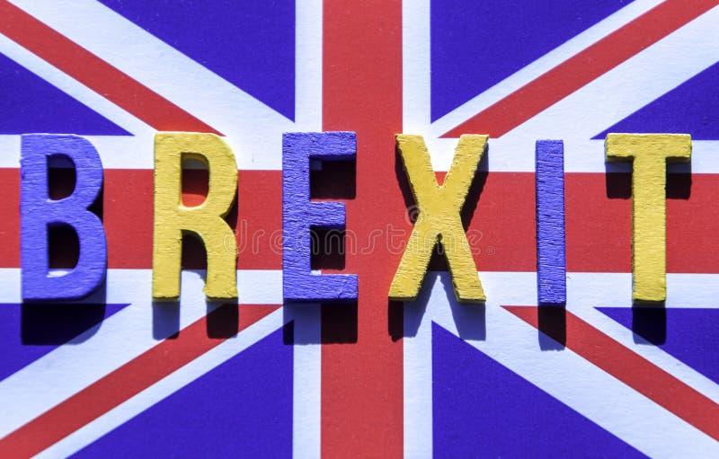 Brexit zdjęcie royalty free