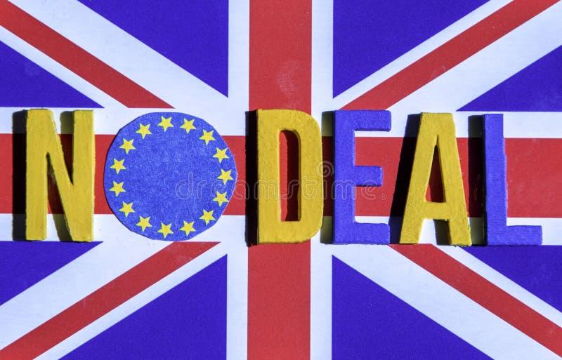 Brexit fotografia royalty free