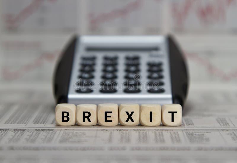 Brexit imágenes de archivo libres de regalías