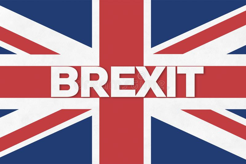 BREXIT concept royalty free stock photo