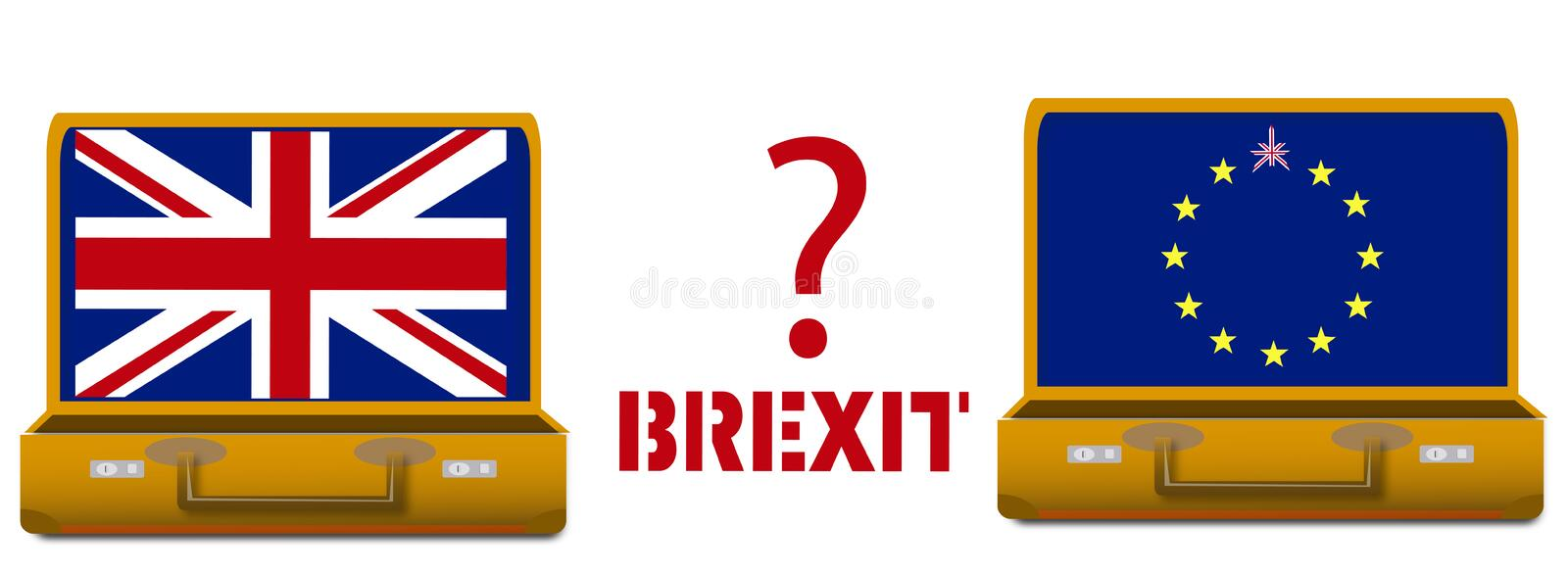 Brexit Reino Unido fotos de stock royalty free
