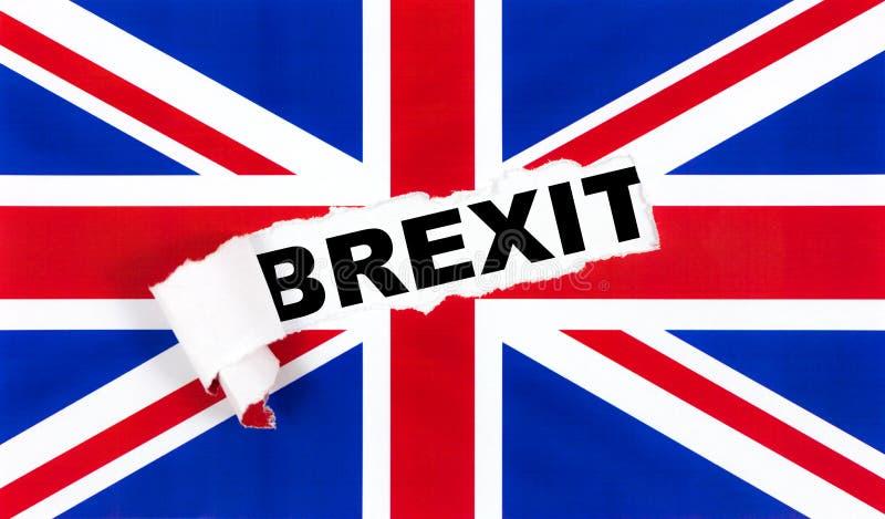 Brexit, retiro del Reino Unido de la UE imagenes de archivo