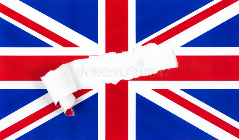 Brexit, retiro del Reino Unido de la UE foto de archivo