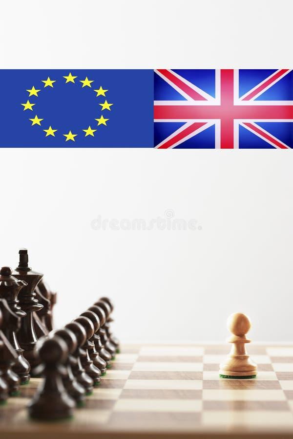 Download Brexit schack fotografering för bildbyråer. Bild av symbol - 78729599