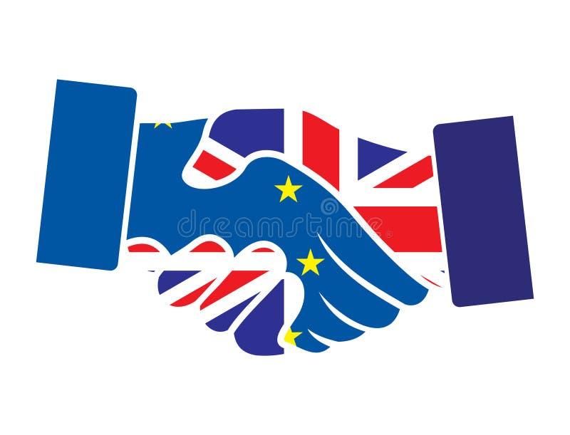 Brexit royalty free illustration