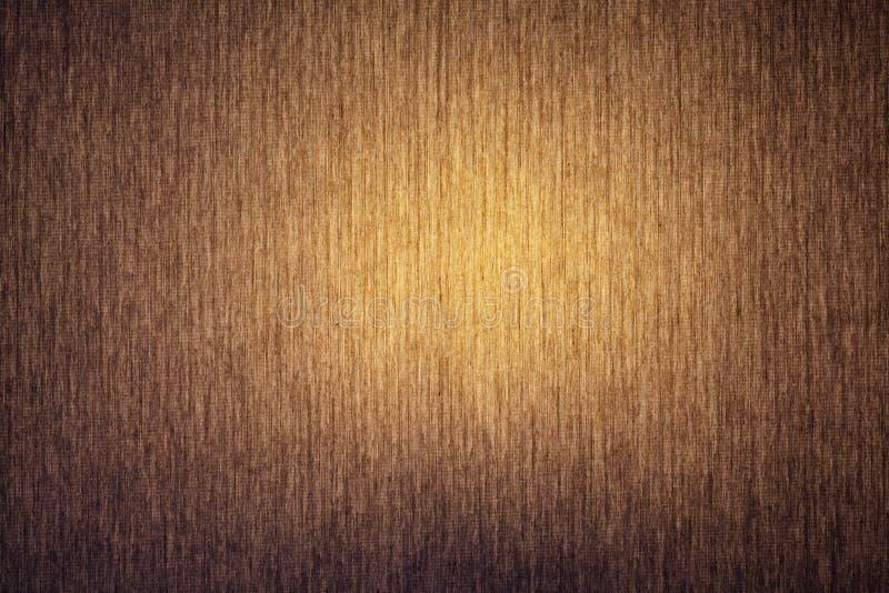 Brezentowa tło tekstura z światłem reflektorów obrazy stock