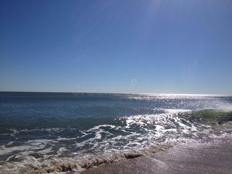 Brezza 1 dell'oceano immagine stock