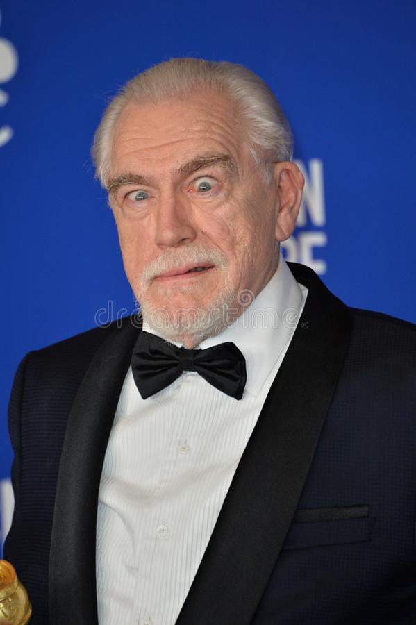 Brian Cox stock images