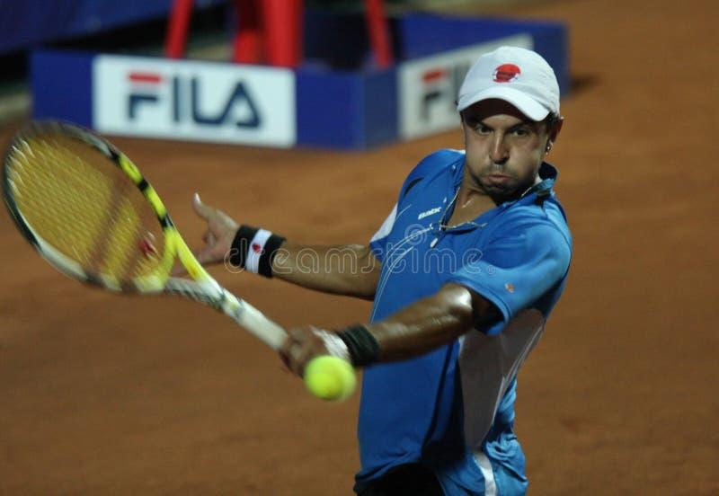 BRIAN DABUL, ATP TENNIS PLAYER stock photo