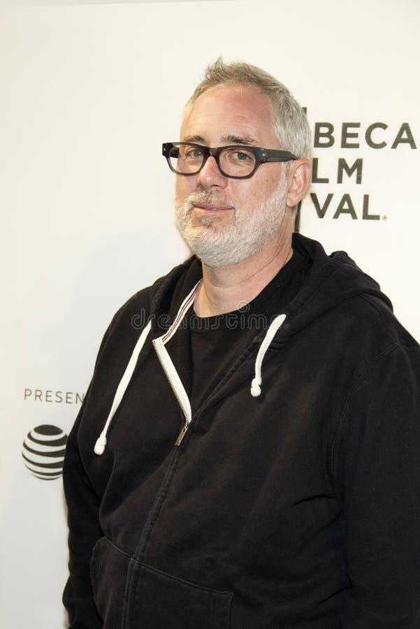 Brian Koppelman στο κλείσιμο της νύχτας στο φεστιβάλ ταινιών Tribeca του 2018 στοκ εικόνες