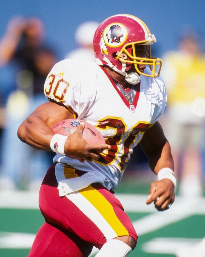 Brian Mitchell, Washington Redskins stock afbeeldingen