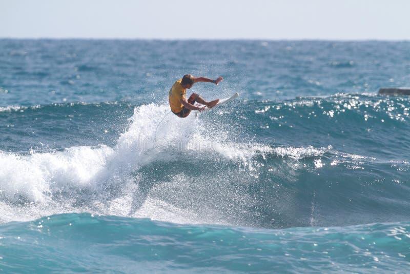 brian pro surfingowa toth obrazy stock