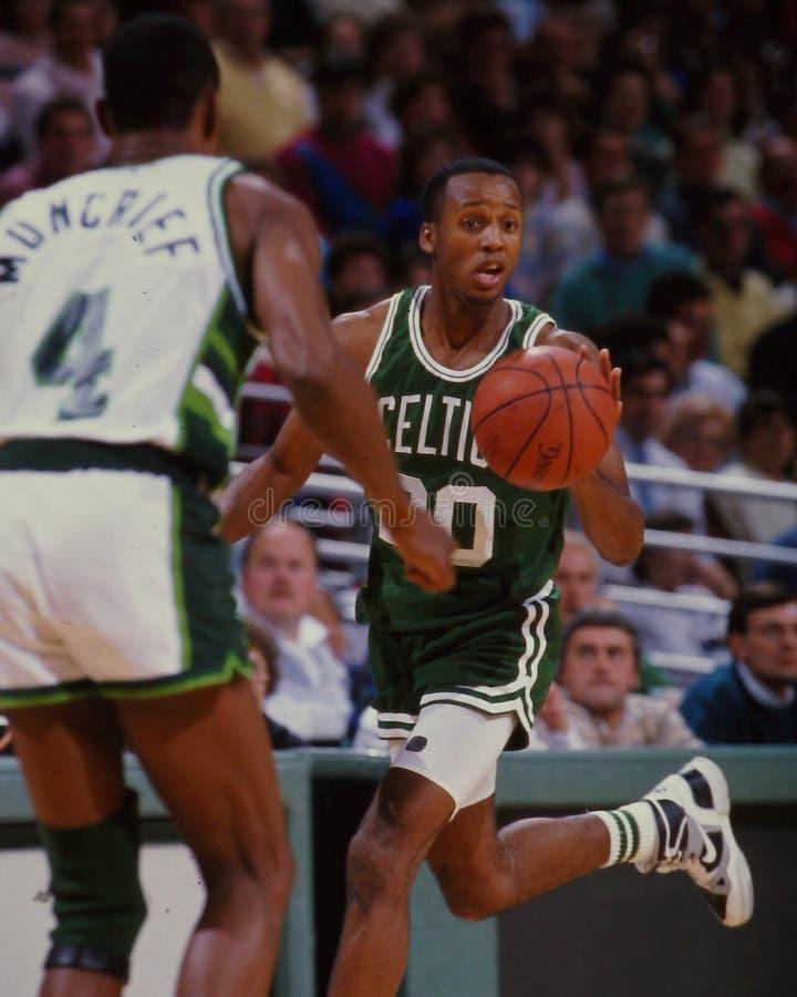 Brian Shaw, Boston Celtics fotografia stock