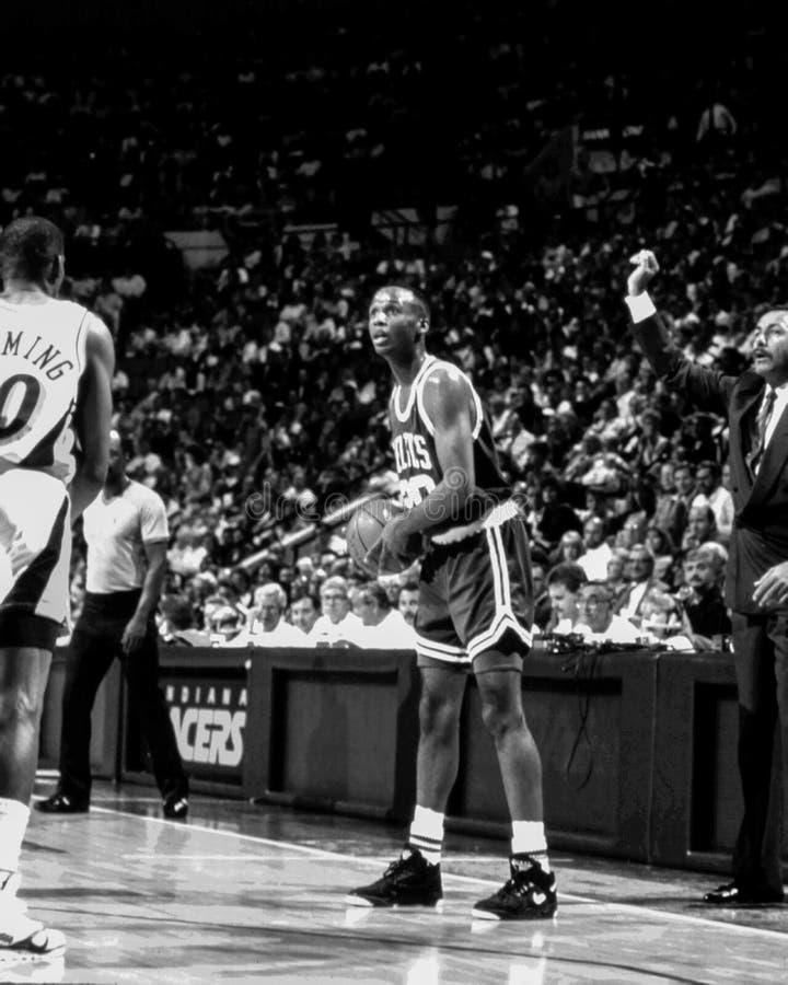 Brian Shaw, Boston Celtics fotografie stock libere da diritti