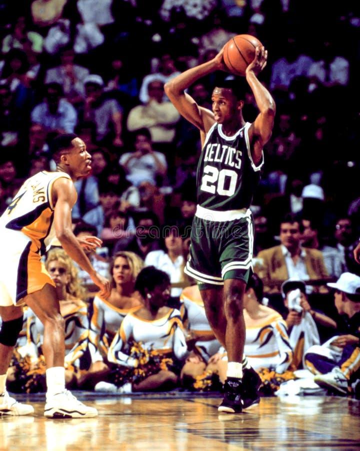 Brian Shaw, Celtics de Boston fotografía de archivo