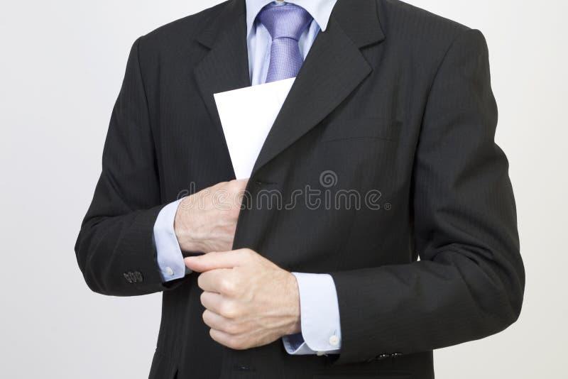 Bribery Royalty Free Stock Photos