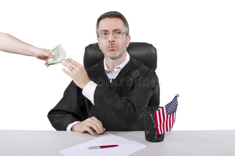 bribery imagem de stock