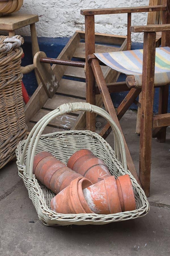 Bric-à-brac or bric-a-brac stock images