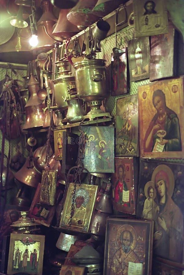 Download Bric-A-Brac, Costantinopoli Fotografia Stock - Immagine di stalla, mercato: 201766