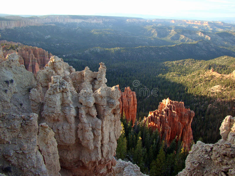Brice Canyon royalty free stock images