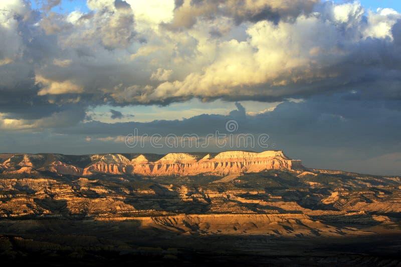 Brice Canyon-Ansicht lizenzfreies stockbild