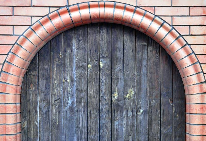 Brick arch stock photos
