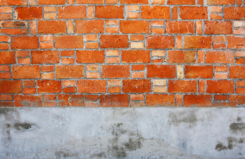 Download Brick Cement Wall Background Textured Stock Photo - Image of abstract, cracks: 14159526