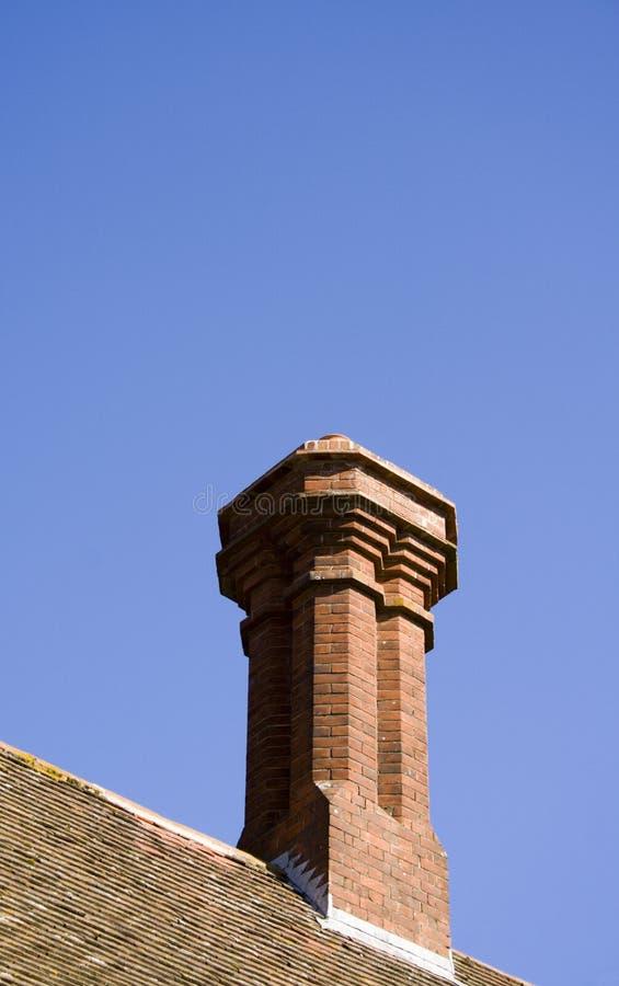 Free Brick Chimney Royalty Free Stock Images - 588479