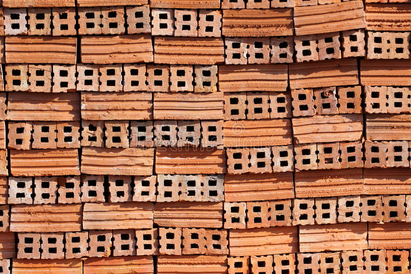 Download Brick for construction stock image. Image of built, home - 20333605
