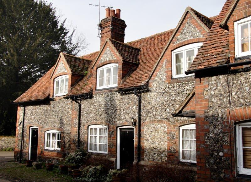 Brick and Flint Cottages