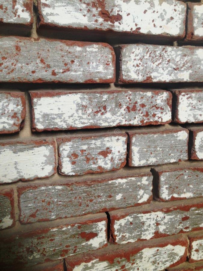 brick martwiąca ściany zdjęcie royalty free