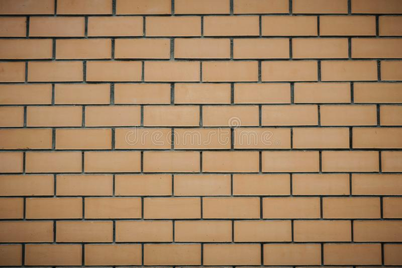 brick masonry horizontal color technology architecture wallpaper. brick wall texture background royalty free stock image