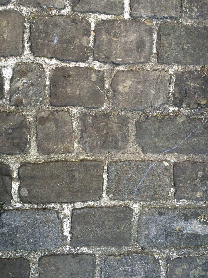Brick Pathway stock photos