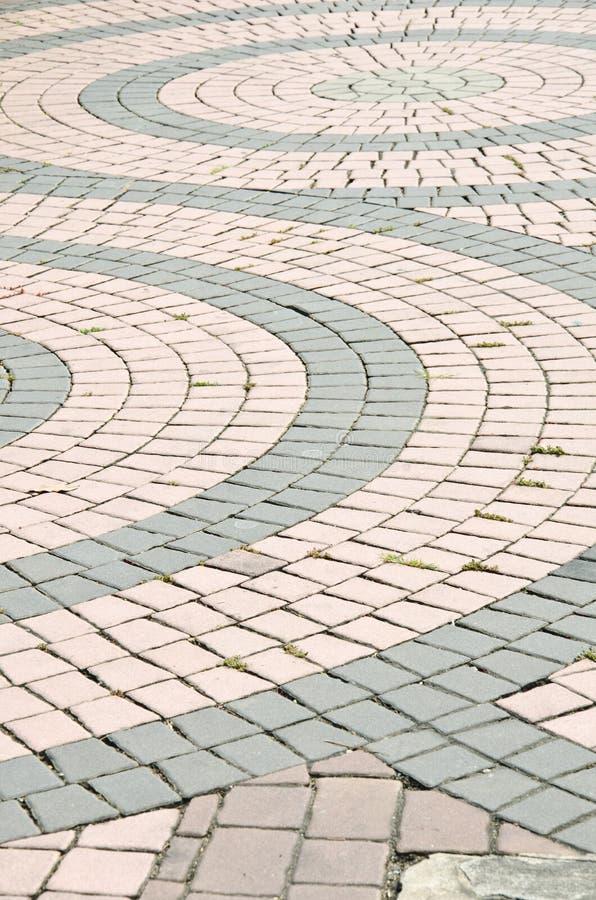 Free Brick Pathways Royalty Free Stock Photography - 23601717