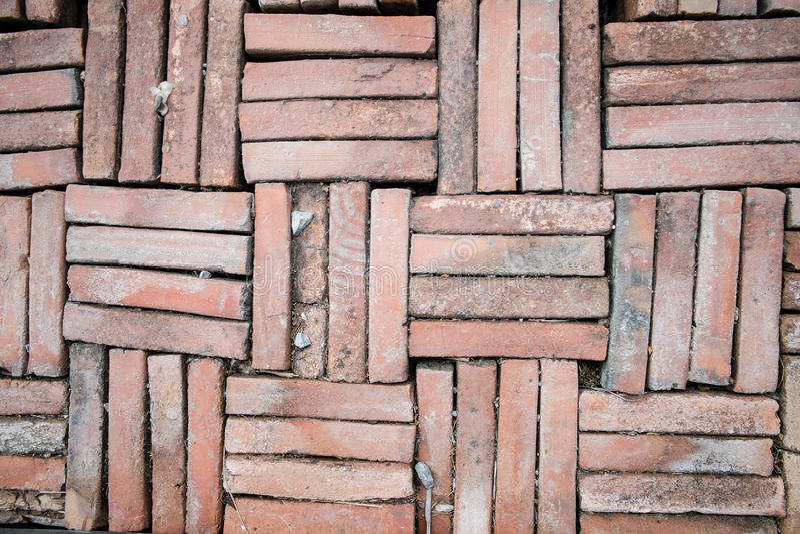 Brick pattern stock photos