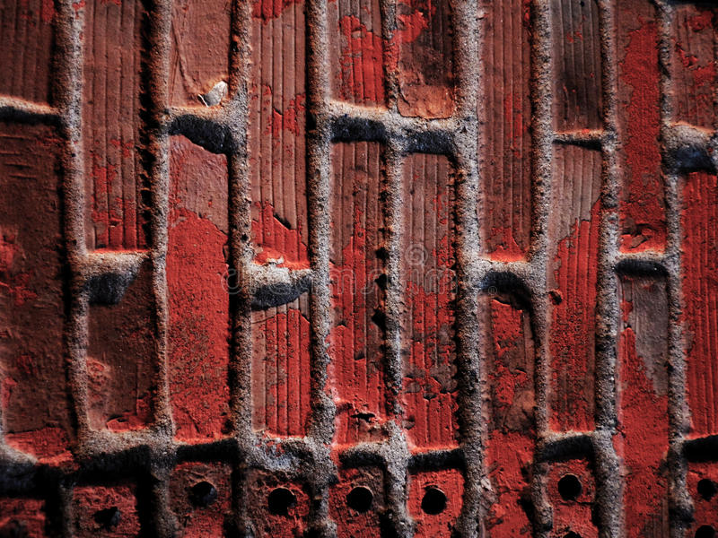The Brick stock photo