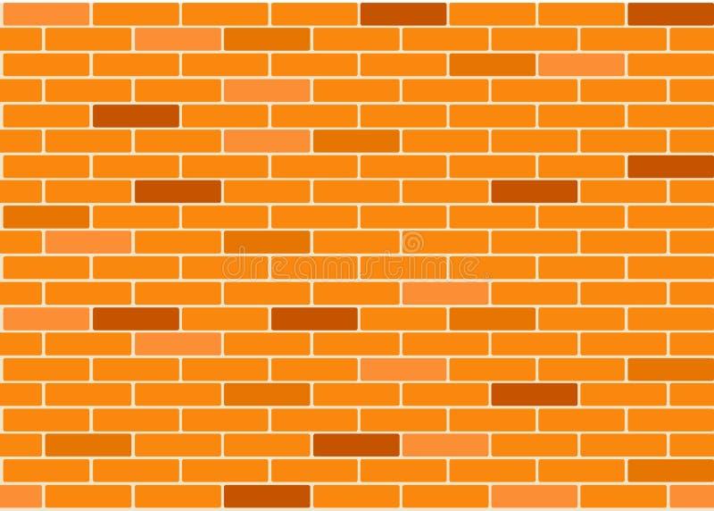 Brick seamless royalty free illustration