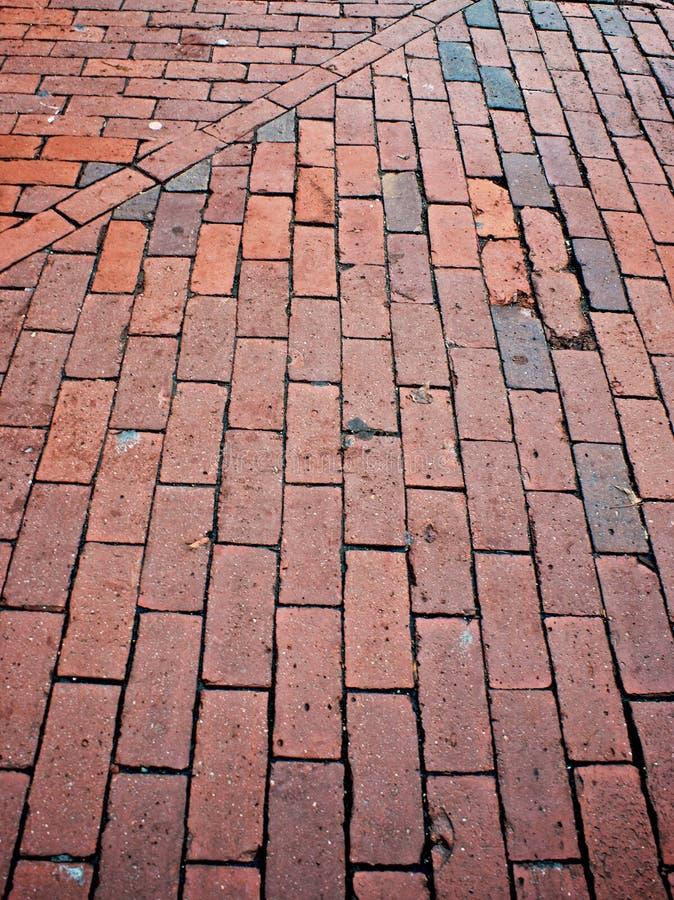 Download Brick sidewalk stock photo. Image of background, brick - 7586828
