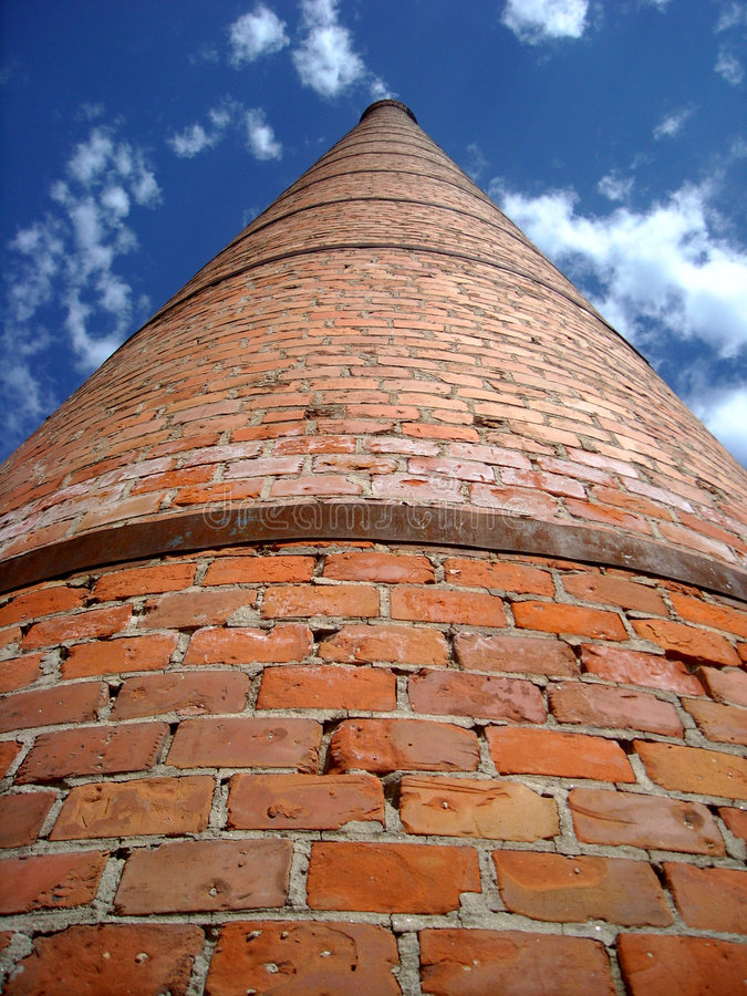 Free Brick Tower Stock Photography - 5930762