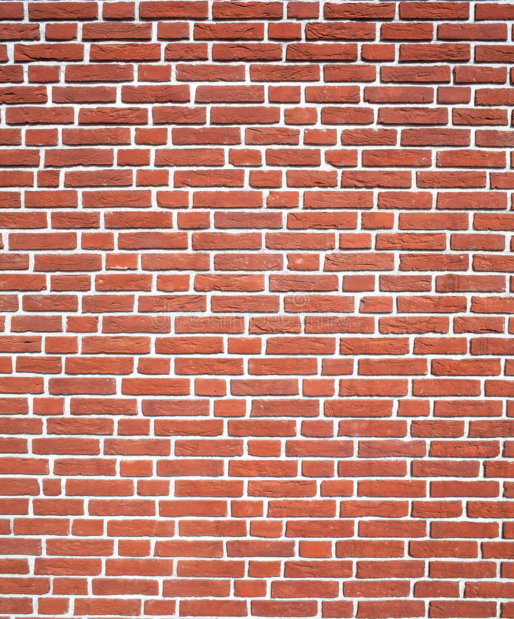 The Brick wall royalty free stock photos
