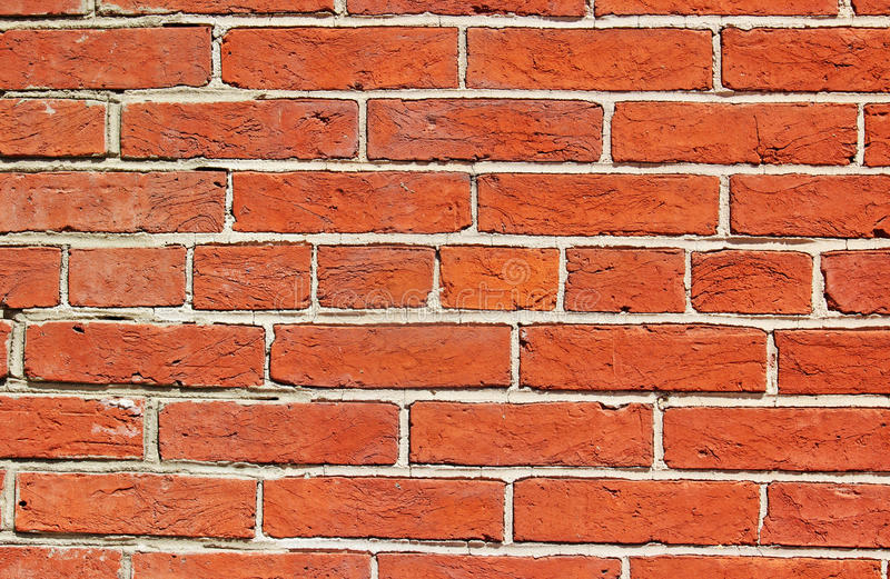 Download Brick Wall stock image. Image of brown, cement, blocks - 14299743