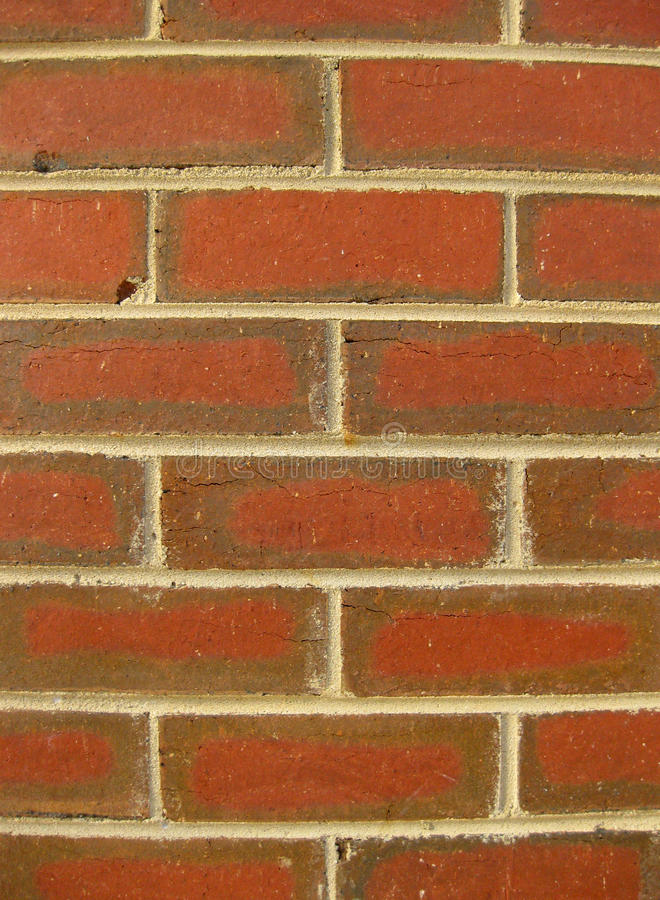 Download Brick wall stock photo. Image of cemented, rough, wall - 14427974