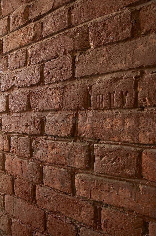 brick wall 库存照片