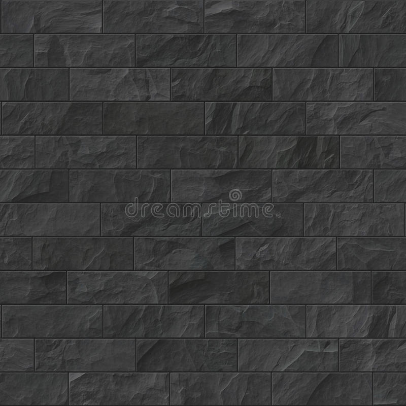 Brick wall. An image of an old brick wall background stock illustration